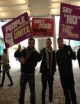 flash mob manchester
