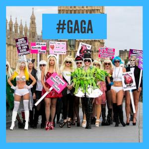 Lady Gaga PR Sunt