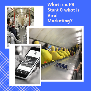 What Is A PR Stunt & What Is Viral Marketing_