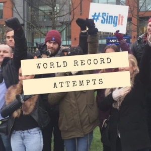 World Record Attempts