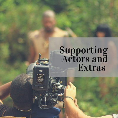 Hiring Supporting Actors and Extras