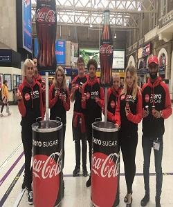 hire a crowd of UK brand ambassadors