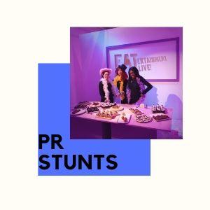 PR Stunts