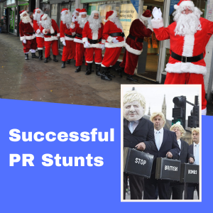 Most Successful PR Stunts