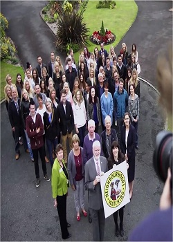 hire a large group of extras in Scotland